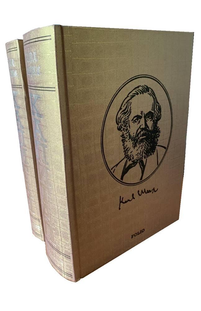 Капитал (в 2-х томах)